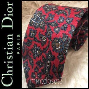 🆕 Christian Dior Silk Tie